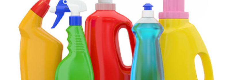 Cleaning Product Formulas - Detergent Manufacturing