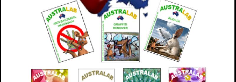 AustraLab – A Unique Brand, An Instant Marketing Edge