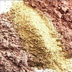 making mineral makeup
