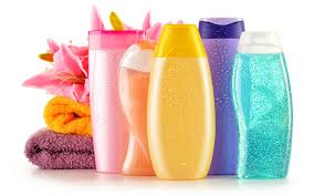 making shampoo hair products
