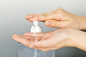 hand cleanser liquid gel