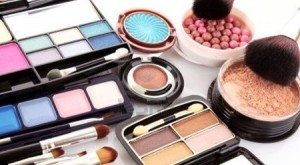 making cosmetics